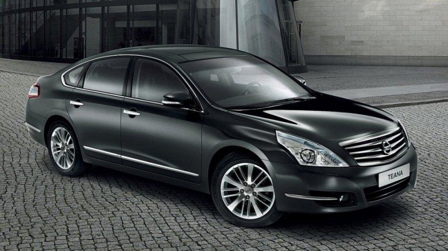 2015 Nissan Teana 2.5 LD豪華影音版