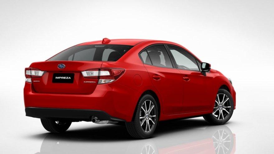 2019 Subaru Impreza 4D 1.6i