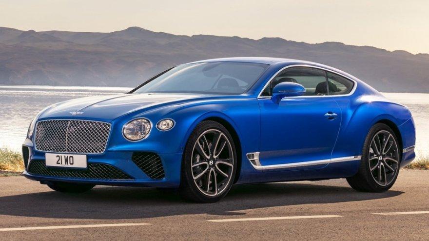 2018 Bentley Continental GT 6.0 W12