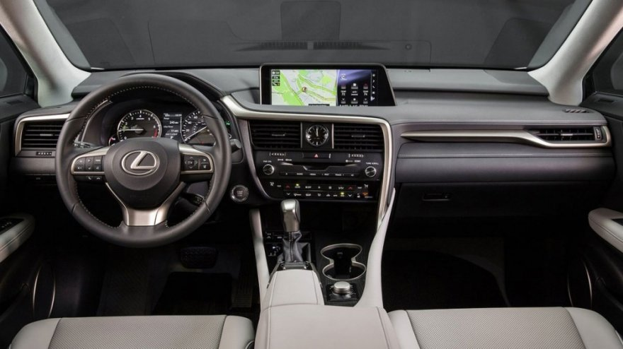 Lexus_RX_350旗艦版