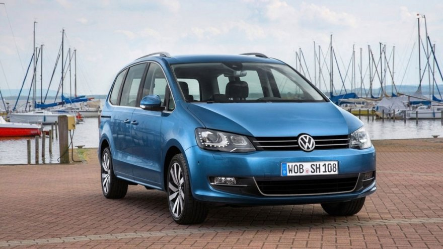 2019 Volkswagen Sharan 330 TDI BMT Comfortine