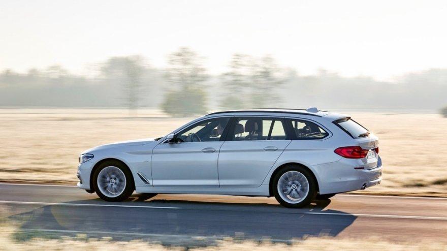 BMW_5-Series Touring_520d Luxury