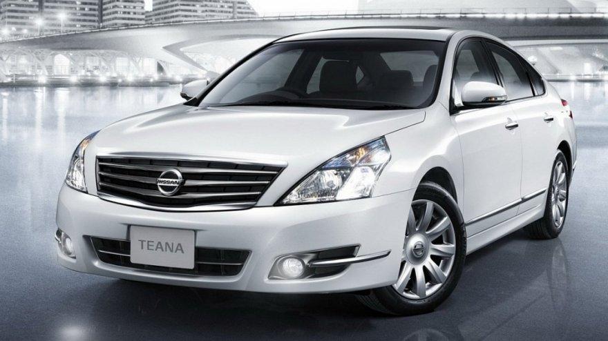 2017 Nissan Teana 2.0 TA傳奇版