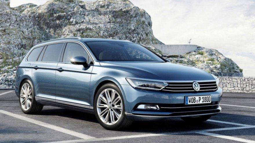 2016 Volkswagen Passat Variant