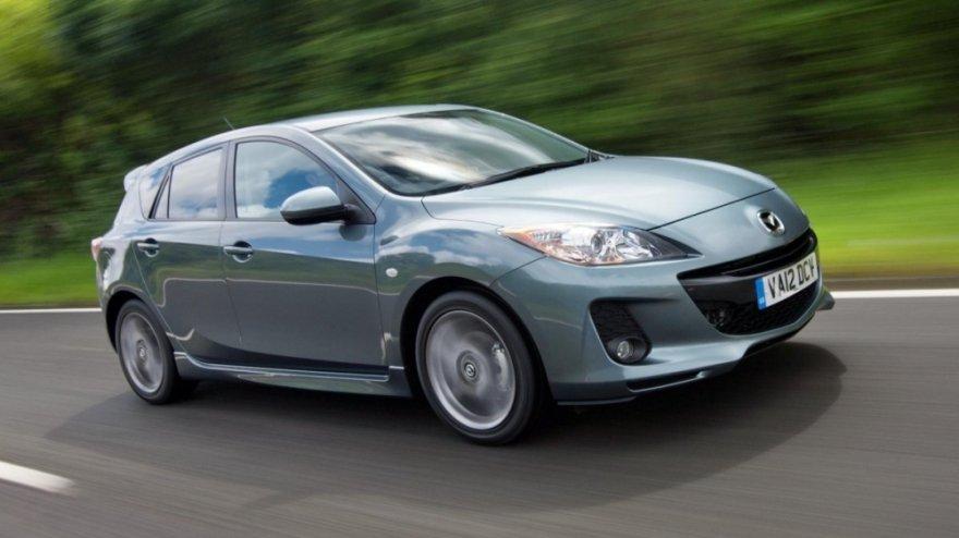 2014 Mazda 3 5D 2.0頂級型