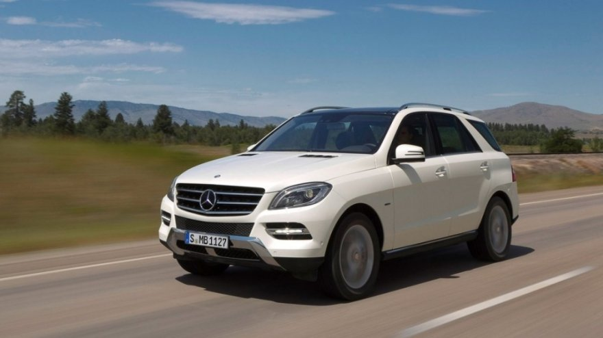M-Benz_M-Class_ML400 4MATIC
