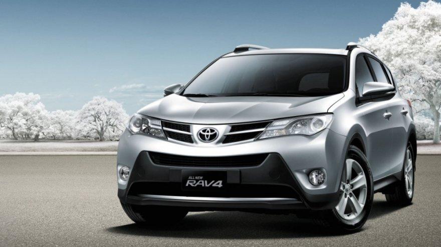 2015 Toyota RAV4 2.5 E
