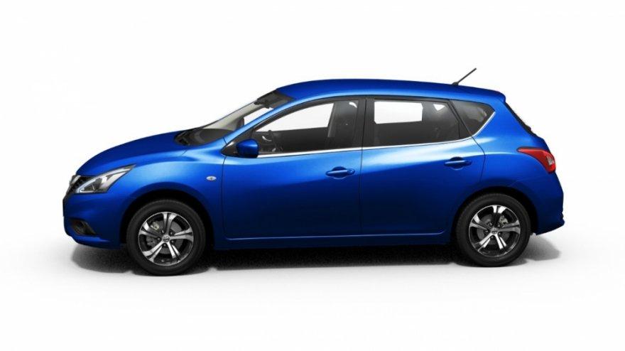Nissan_Tiida 5D_旗艦版