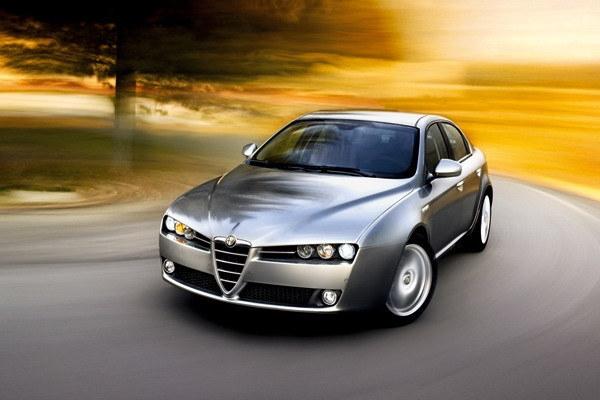 2008 Alfa Romeo 159