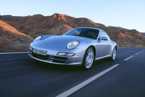 2008 Porsche 911 Carrera 4 S