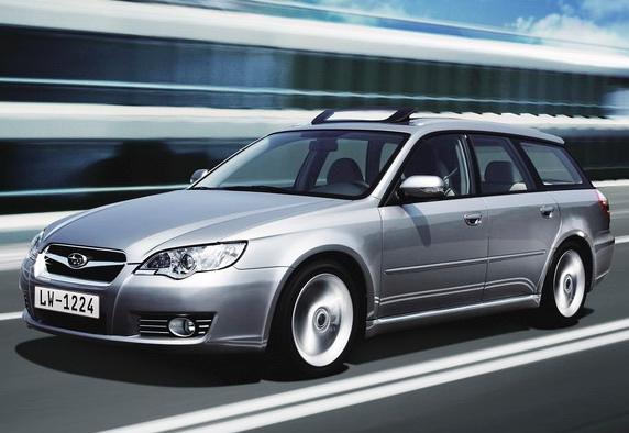 2008 Subaru Legacy Station Wagon