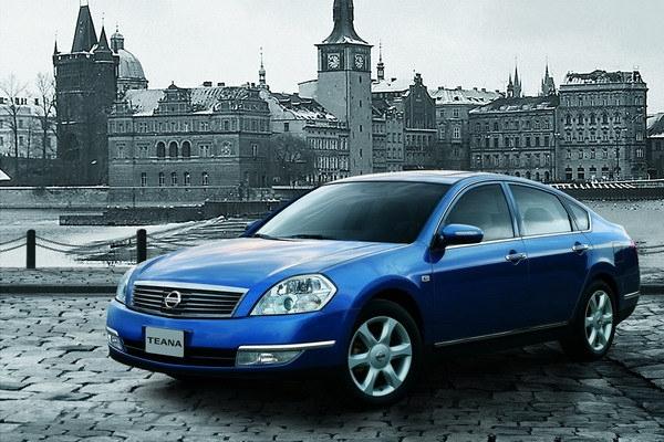 2008 Nissan Teana 2.0 TB