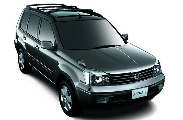 Nissan_X-Trail_2.0 4WD尊貴型