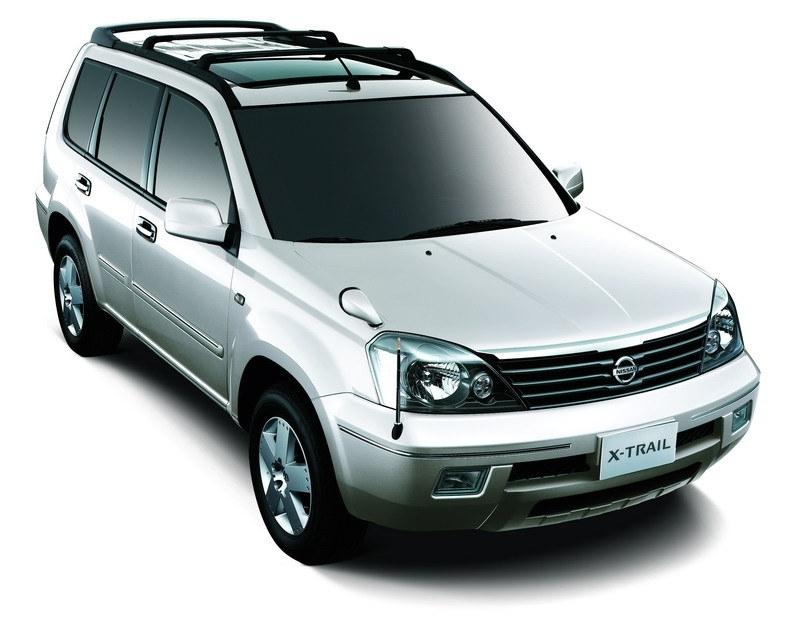 Nissan_X-Trail_2.5 4WD旗艦型