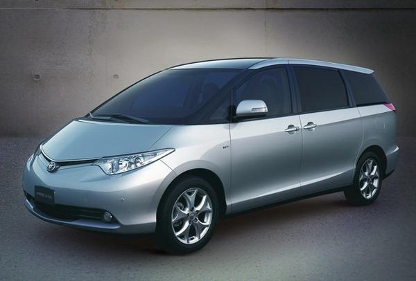 2008 Toyota Previa