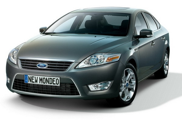 Ford_Mondeo_2.0 TDCi 運動旗艦型