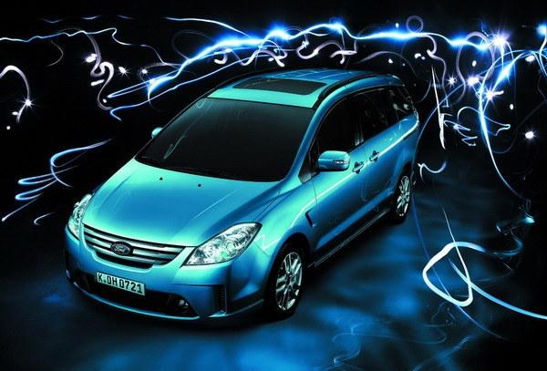 2011 Ford i-Max GLX五人座