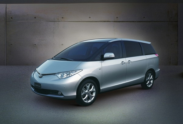 2008 Toyota Previa 3.5旗艦版