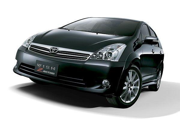 Toyota_Wish_2.0 Z-option