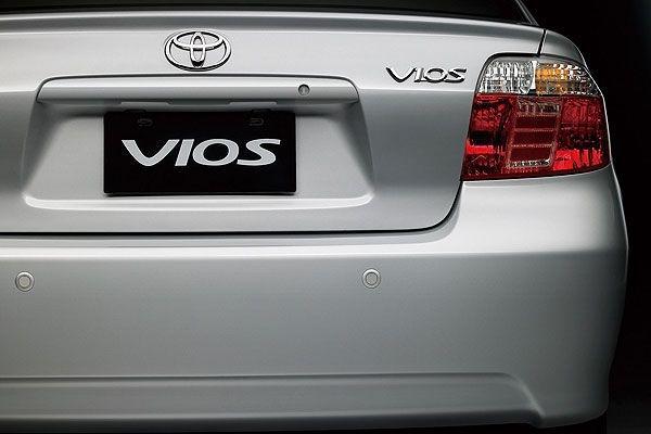 Toyota_Vios_1.5 E ABS版