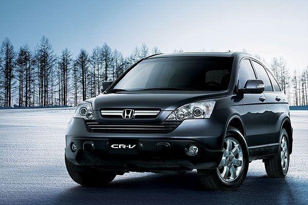 2009 Honda CR-V 2.4 4WD EX-S