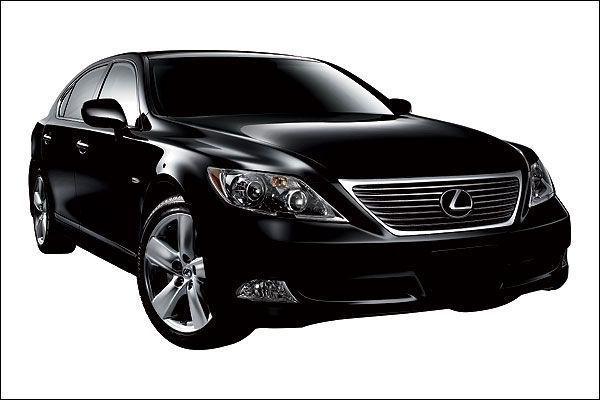 Lexus_LS_460 尊榮型