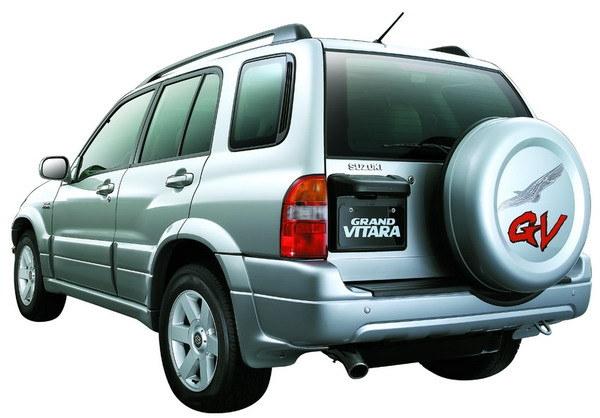 Suzuki_Grand Vitara_2.0 2WD標準版