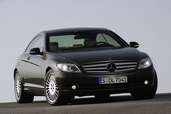 2008 M-Benz CL-Class CL500