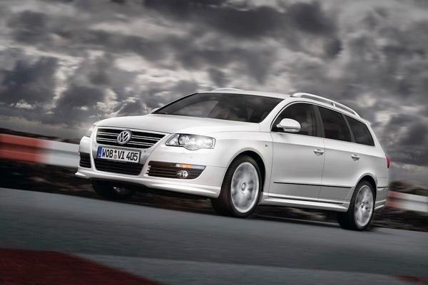2008 Volkswagen Passat Variant