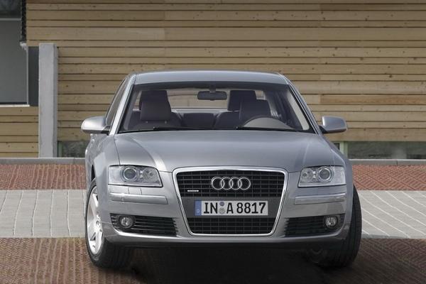 2008 Audi A8 L 3.2 FSI Quattro