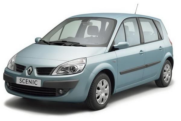 2008 Renault Scenic