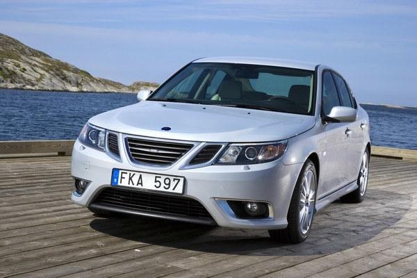 2008 Saab 9-3 Sport Sedan Vector 2.0TS