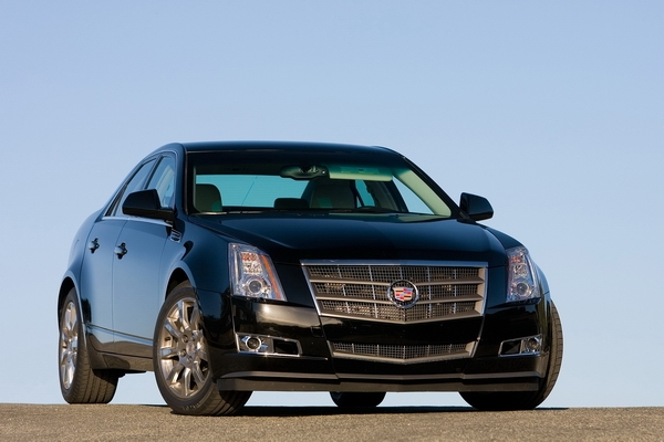 2009 Cadillac CTS 3.6 E