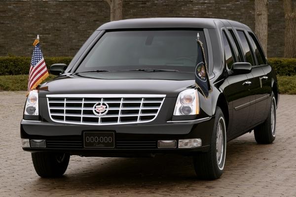 2008 Cadillac DTS 4.6 Armor 川普