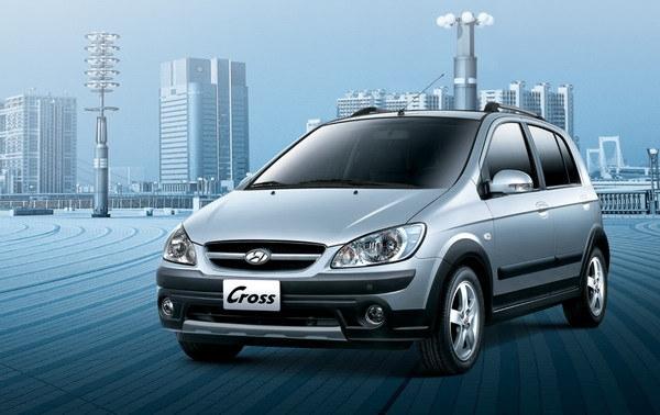 2009 Hyundai Getz 1.4 Cross