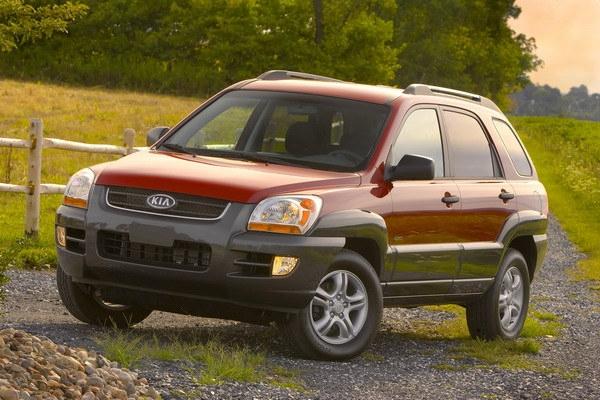 2008 Kia Sportage 2.0 CRDi動力版
