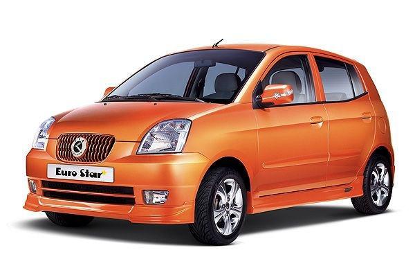 2008 Kia Euro Star 1.1 亮眼版