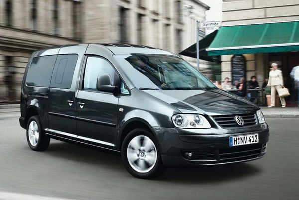 2008 Volkswagen Caddy Maxi 都會版