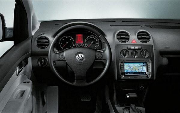 Volkswagen_Caddy Maxi_豪華版