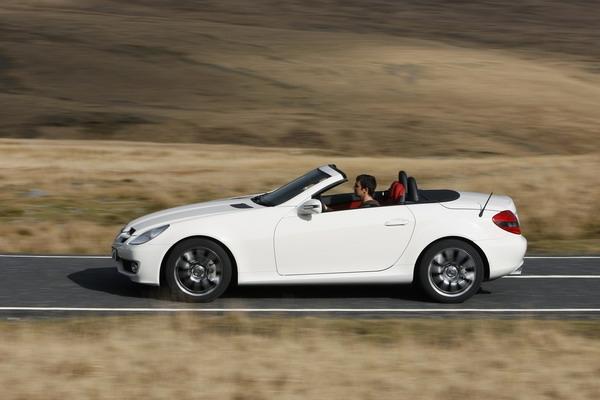 2008 M-Benz SLK