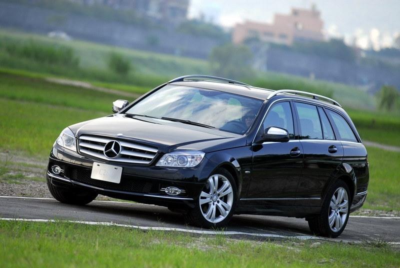 M-Benz_C-Class_C200 K Estate