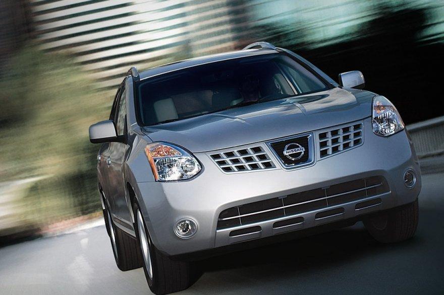 2009 Nissan Rogue 旗艦型 SL