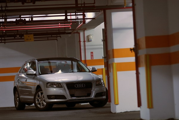 2009 Audi A3 Sportback 2.0 TDI
