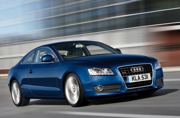 2009 Audi A5 Coupe 3.2 Quattro