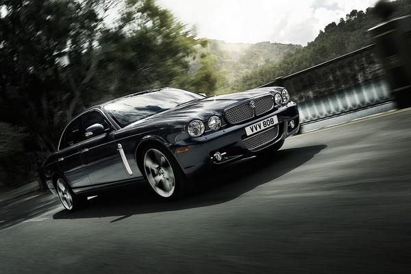 2009 Jaguar Sovereign