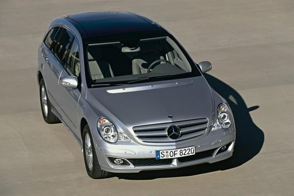 2009 M-Benz R-Class