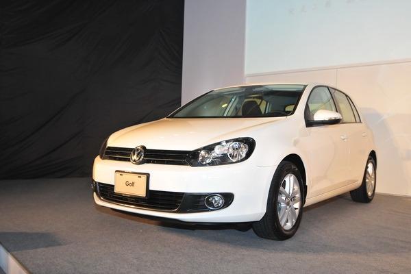 2010 Volkswagen Golf 1.6 TDI CL