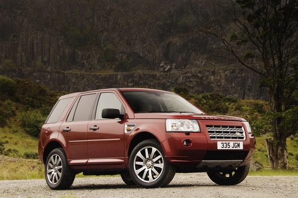 Land Rover_Freelander 2_TD4