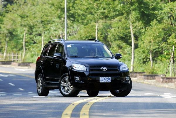 Toyota_RAV4_2.4 G尊貴版