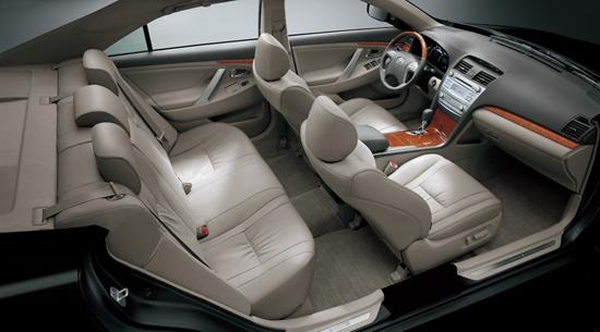 Toyota_Camry_2.4 G尊貴版